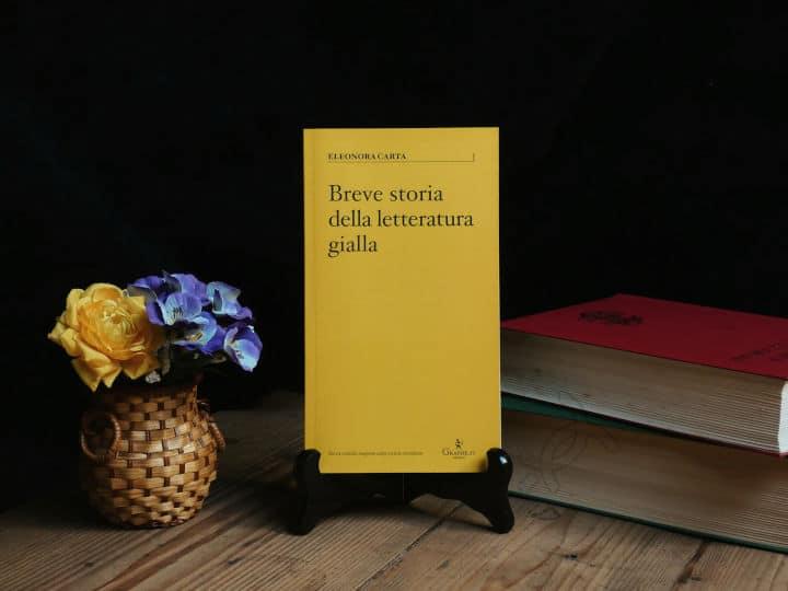 letteratura gialla storia