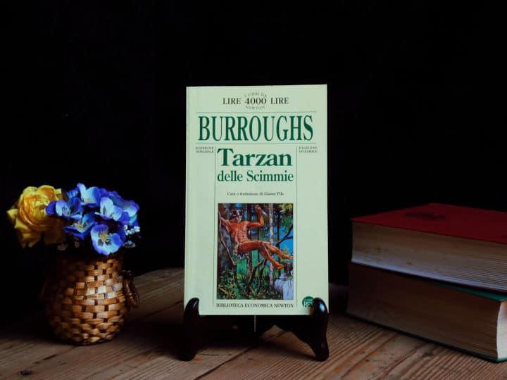 tarzan burroughs