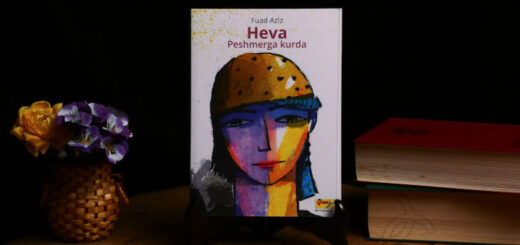 heva peshmerga kurda copertina libro fuad aziz