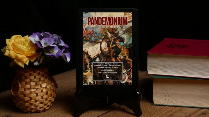 pandemonium neo-decameron raccolta di racconti a cura di cristiano saccoccia