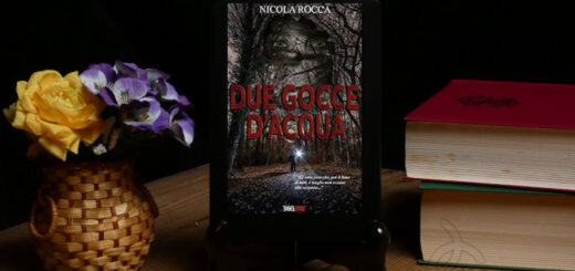 due gocce d'acqua romanzo thriller di nicola rocca